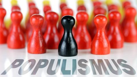 Populismus Symbolbild