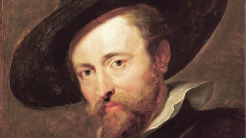 Selbstporträt von Peter Paul Rubens (um 1629)