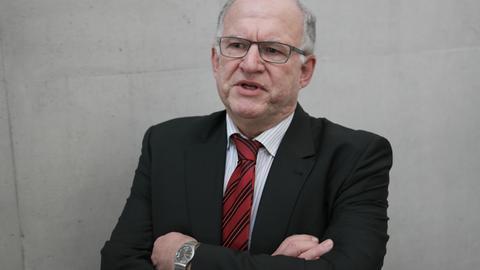 Peter Schaar, ehemaliger Datenschutzbeauftragter der Bundesregierung