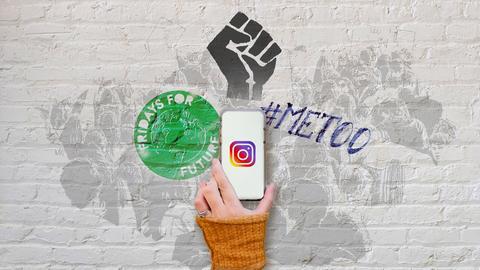 Politischer Aktivismus in den Sozialen Medien