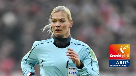 Schiedsrichterin Bibiana Steinhaus