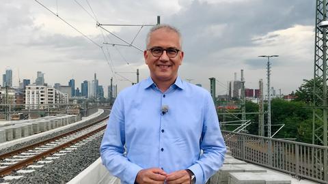 Tarek Al-Wazir, (Grüne)