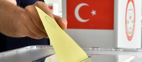 Türkei Abstimmung