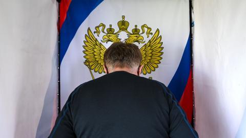 Wahlen in Russland