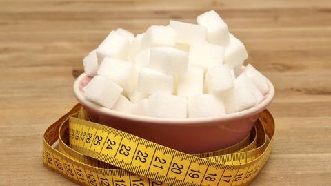 Zucker Übergewicht