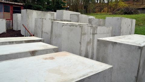 """""""Denkmal der Schande"""" in Sichtweite des AfD-Politikers Höcke"""