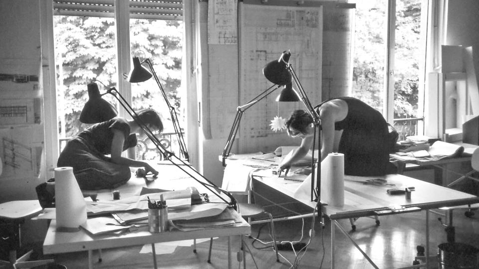 Frau Architekt Pressefoto