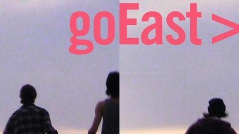 goEast Plakat