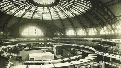 Frühjahrsmesse Frankfurt 1927
